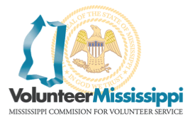 Volunteer MS logo