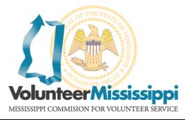 Volunteer MS logo